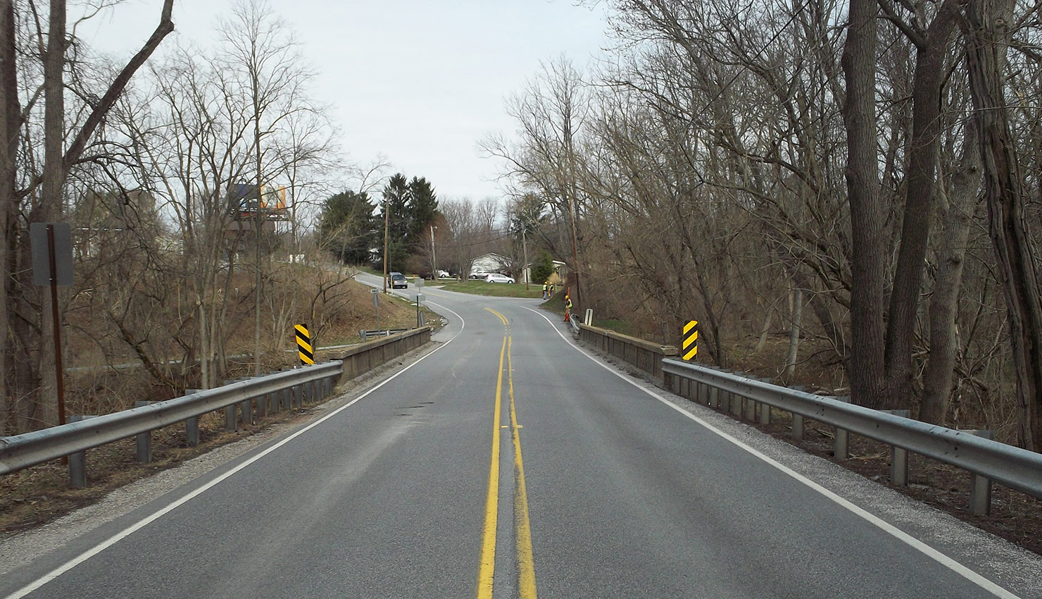 Construction Postponed On Bull Road Bridge Over Fox Run