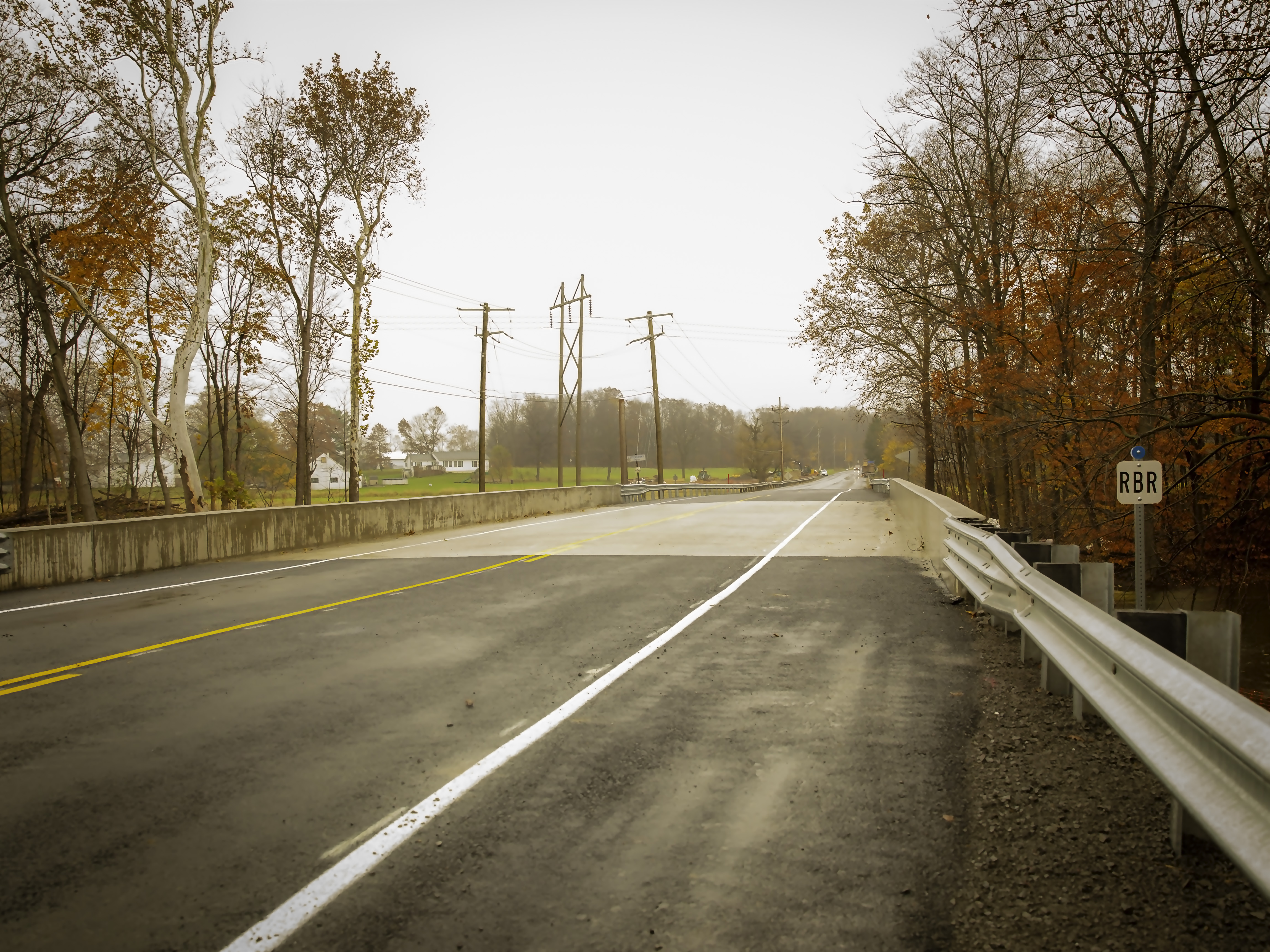 New Route 997 Bridge Over Conodoguinet Creek Open To