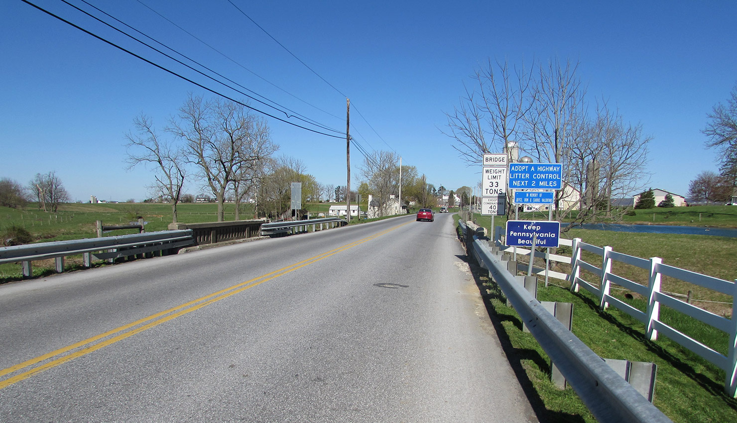 Construction To Begin On Route 340 Bridge In Salisbury