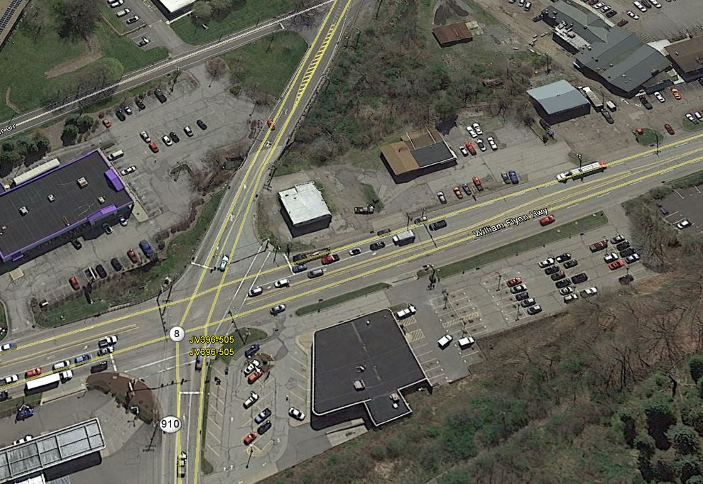 Construction Postponed on Route 8 (William Flynn Highway